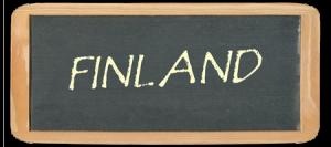 Chalkboard FINLAND