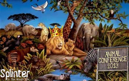 The Lion King's Animal Conference