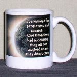 People with Dreams Mug