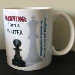 Writers Mug
