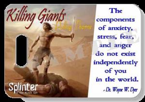 Killing Giants Pulling Thorns